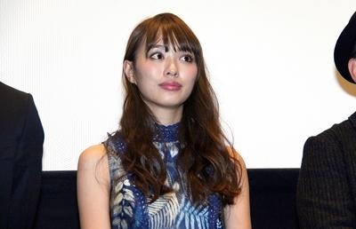 内田理央, Oct 14, 2016 : 「京都国際映画祭」で行われた「Bros.マックスマン」の舞台あいさつ