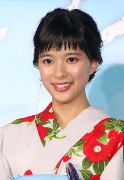 芳根京子, Jul 05, 2017 : 映画「心が叫びたがってるんだ。」の完成記念プレミアイベント=2017年7月5日撮影