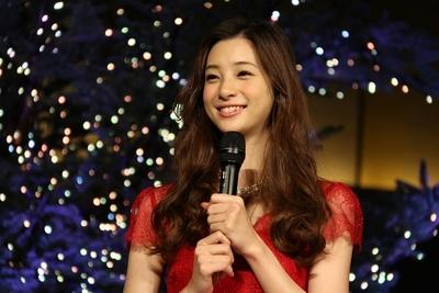 足立梨花, Nov 18, 2016 : KITTE名古屋のクリスマスツリー点灯式