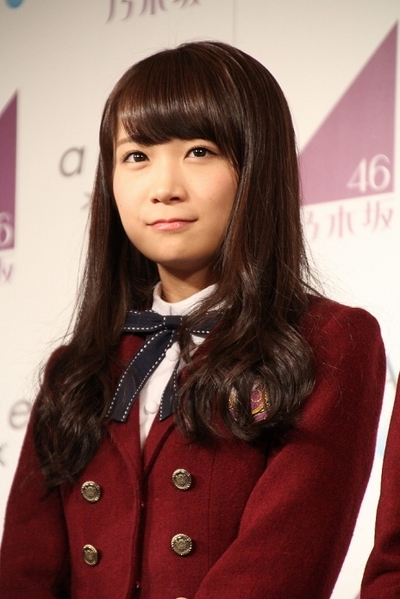秋元真夏/Manatsu Akimoto(乃木坂46/Nogizaka46), Sep 29, 2015 : ミネラルウオーターの新CM発表会