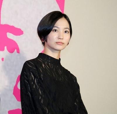 花影香音, Nov 10, 2016 : 東京都内で行われた映画「アズミ・ハルコは行方不明」プレミア試写会
