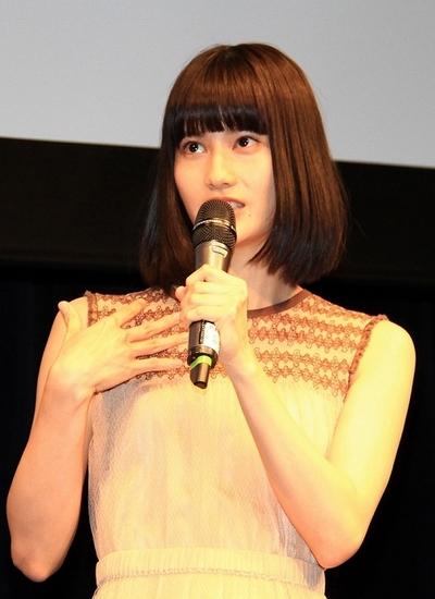 橋本愛, Jun 26, 2016 : 東京都内で行われた国際短編映画祭「ショートショートフィルムフェスティバル&アジア2016」のクロージングセレモニー