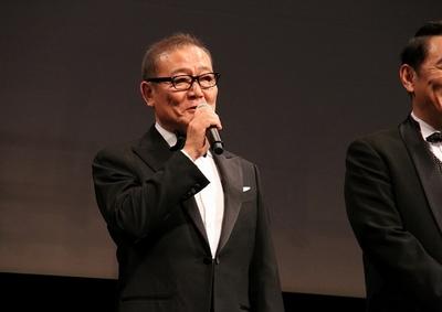 國村隼, Nov 14, 2016 : 東京都内で行われた映画「海賊とよばれた男」完成記念イベント