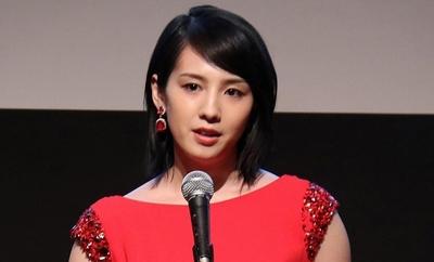 桜庭ななみ, Oct 26, 2016 : アジア・太平洋の映画産業に最も貢献した映画人に贈られる「APNアワード」授賞式