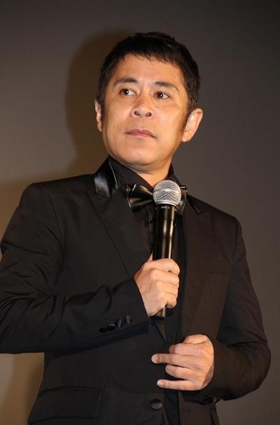 岡村隆史/Takashi Okamura(ナインティナイン/NINETY-NINE), Mar 17, 2014 : 映画「LIFE!」(ベン・スティラー監督)のジャパンプレミア=2014年3月17日撮影
