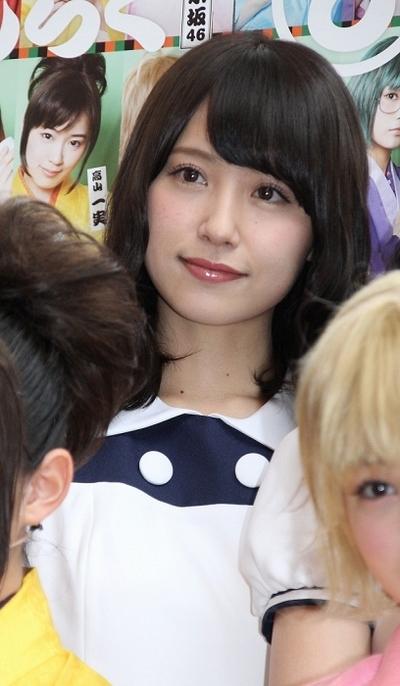 乃木坂46/Nogizaka46, Jun 18, 2015 : 舞台「じょしらく」に出演する乃木坂46=2015年6月18日撮影 衛藤美彩
