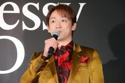 山本耕史/Koji Yamamoto, May 19, 2016 : 東京都内で行われたコニャックのブランド「ヘネシーX.O」オープニングパーティー
