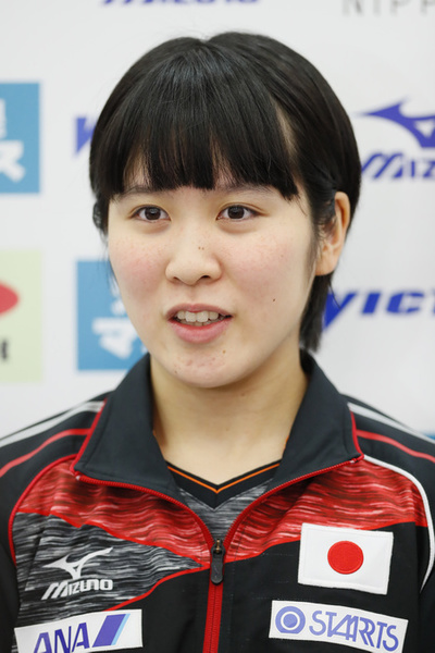 平野美宇/Miu Hirano (JPN), 