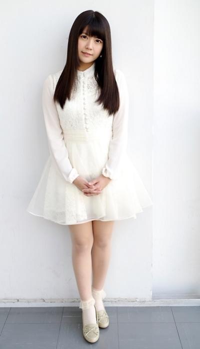 竹達彩奈/Ayana Taketatsu, Oct 20, 2015 : シングル「Little Lion Heart」について語った竹達彩奈さん=2015年10月20日撮影
