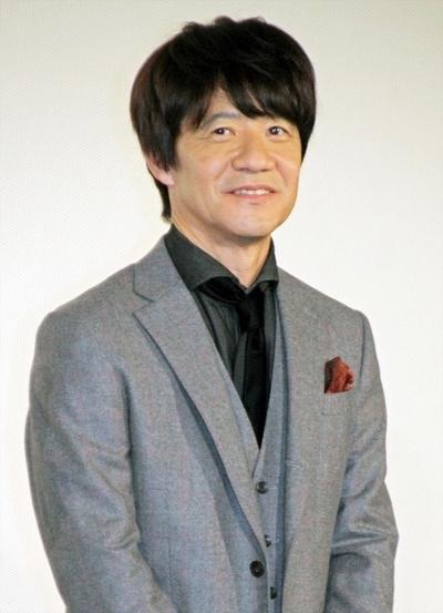 内村光良(ウッチャンナンチャン), Oct 22, 2016 : 東京都内で行われた映画「金メダル男」の完成披露舞台あいさつ
