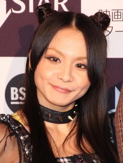 misono, Oct 11, 2014 : 「BS10 LIVE!スターチャンネル映画祭」のパブリック・ビューイングイベント=2014年10月11日撮影
