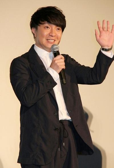濱田岳/Gaku Hamada, May 28, 2016 : 東京・TOHOシネマズ 六本木ヒルズで行われた映画「ヒメアノ~ル」の初日舞台あいさつ