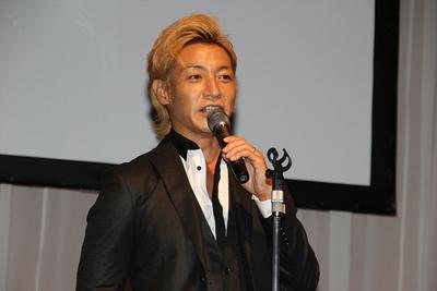 つるの剛士, Jul 21, 2016 : 東京都内で行われた「第6回衛星放送協会オリジナル番組アワード」の授賞式