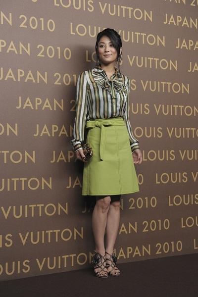 小池栄子/Eiko KoikeEiko Koike, Oct 14, 2010 : TOKYO - OCTOBER 14: Actress Eiko Koike attends the Louis Vuitton Leather and Craftsmanship event at Tabloid on October 14, 2010 in Tokyo, Japan.