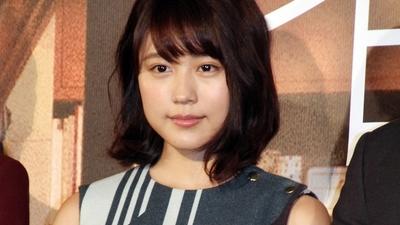 有村架純, Oct 15, 2016 : 東京・TOHOシネマズ 六本木ヒルズで行われた映画「何者」の初日舞台あいさつ