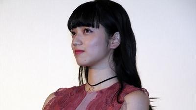 小松菜奈, Dec 11, 2016 : 映画「ぼくは明日、昨日のきみとデートする」カップル限定試写会