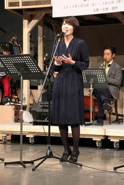 松たか子/Takako Matsu, Jan 16, 2014 : 舞台「もっと泣いてよフラッパー」の製作発表会見=2014年1月16日撮影