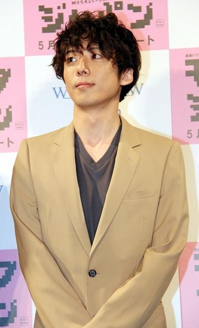 高橋一生/Issei Takahashi, May 14, 2014 : 連続ドラマW「モザイクジャパン」会見=2014年5月14日撮影