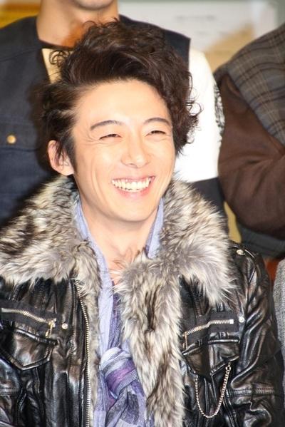 高橋一生/Issei Takahashi, Jan 09, 2014 : 「夜のせんせい」制作発表=2014年1月9日撮影
