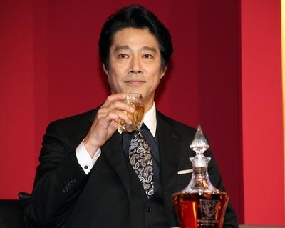 堤真一/Shinichi Tsutsumi, Nov 17, 2015 : 「ウイスキーヒルズアワード2015」の授賞式=2015年11月17日撮影