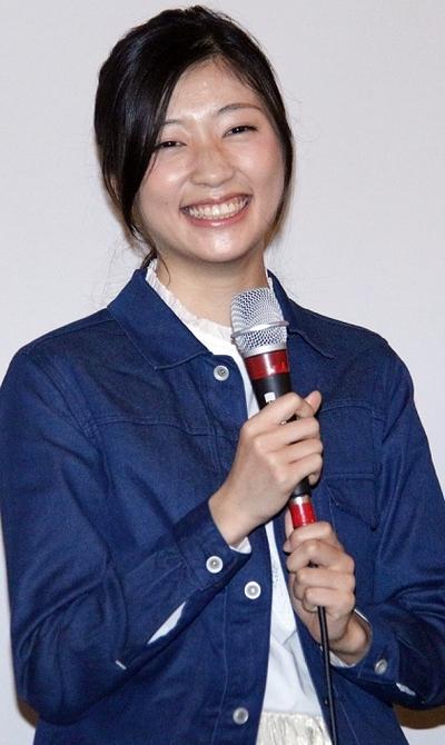 相楽樹, Oct 15, 2016 : 京都市内で開催中の「京都国際映画祭」(同映画祭実行委員会主催)で上映された映画「スリリングな日常」の舞台あいさつ