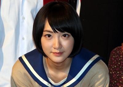 生駒里奈(乃木坂46), Jul 30, 2016 : 東京のシネ・リーブル池袋にて開催された映画「コープスパーティー Book of Shadows」の初日舞台あいさつ
