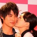 川口春奈と福士蒼汰がキスの自主練習をしていた!?PRイベントでもチューを披露!