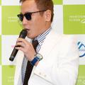 じゅんいちダビッドソンが水泳日本代表!?驚きの身体能力と水泳日本代表の真相とは